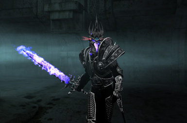 The true Lord of Darkness