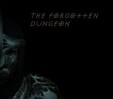 The Forgotten Dungeon Released