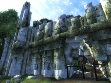 Elsweyr 10- Walls of Alabaster