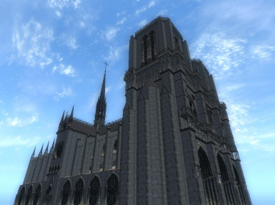 Notre-Dame Cathedral of Paris