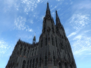 Cologne Cathedral Front