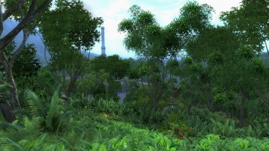 The Endless Jungles of Cyrodiil