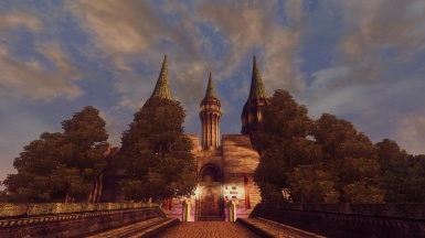 Imperial City - evening