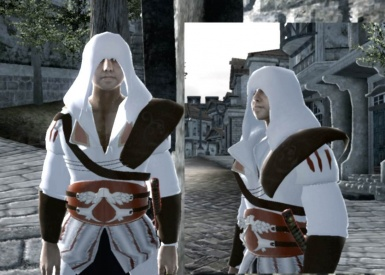 EZIO Assassins Creed II ARMOR