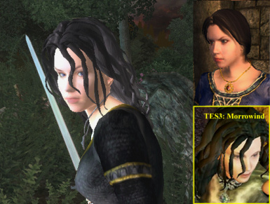 Character - Into the Oblivion of TES4