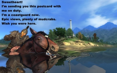 A Postcard to Beloved