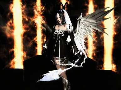 Archangel from hell