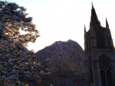 Sunrise Over Bruma