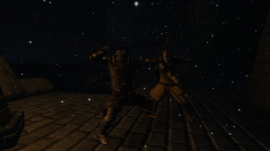 cold night in bruma