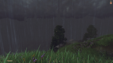 Help It Won't Stop Bloody Raining I'm pretty sure this is a bug