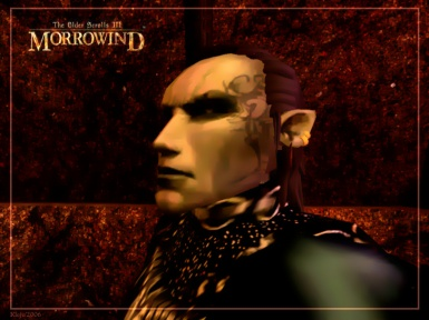 MORROWIND Orcish Warrior