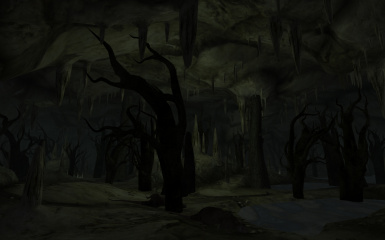 The Withered Forest