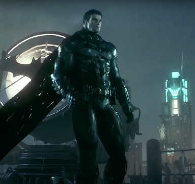 who can create mod for batman without helmet