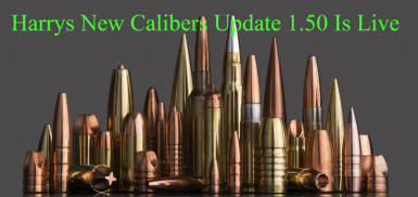 Harrys New Calibers Update Is Out