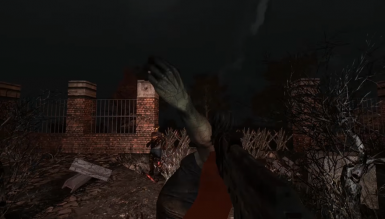 7 Days to Die Gameplay PS4 Zombie Punch