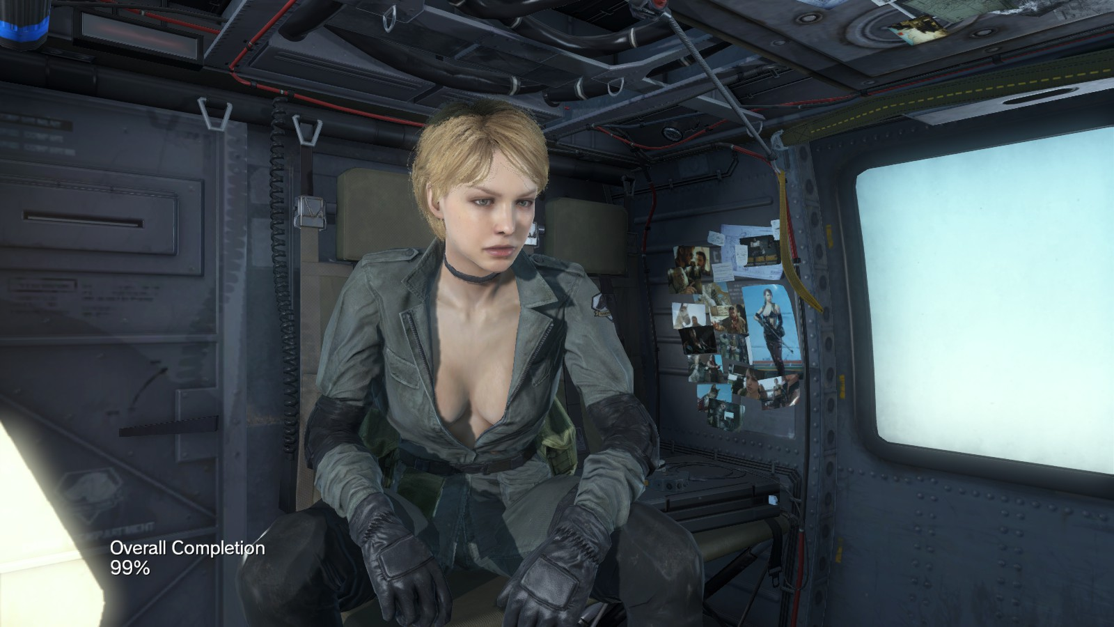 Sniper Wolf outtfit for the DD female Soldiers WIP at Metal