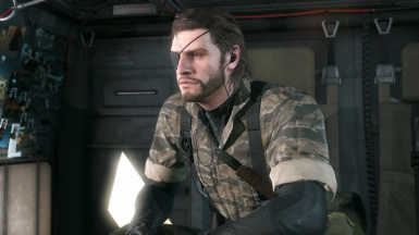 WIP Younger Naked Snake