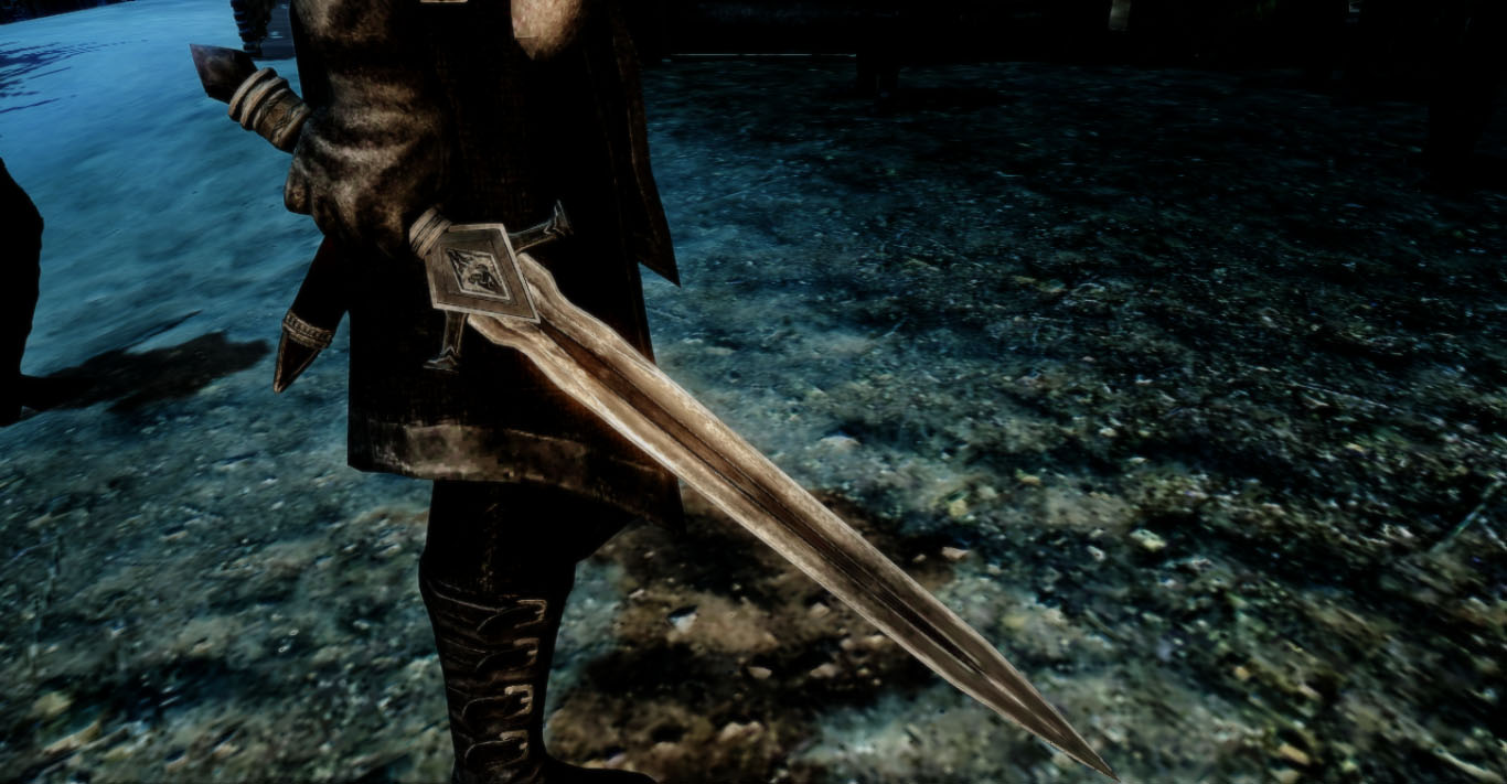ESO Inspired Imperial Sword