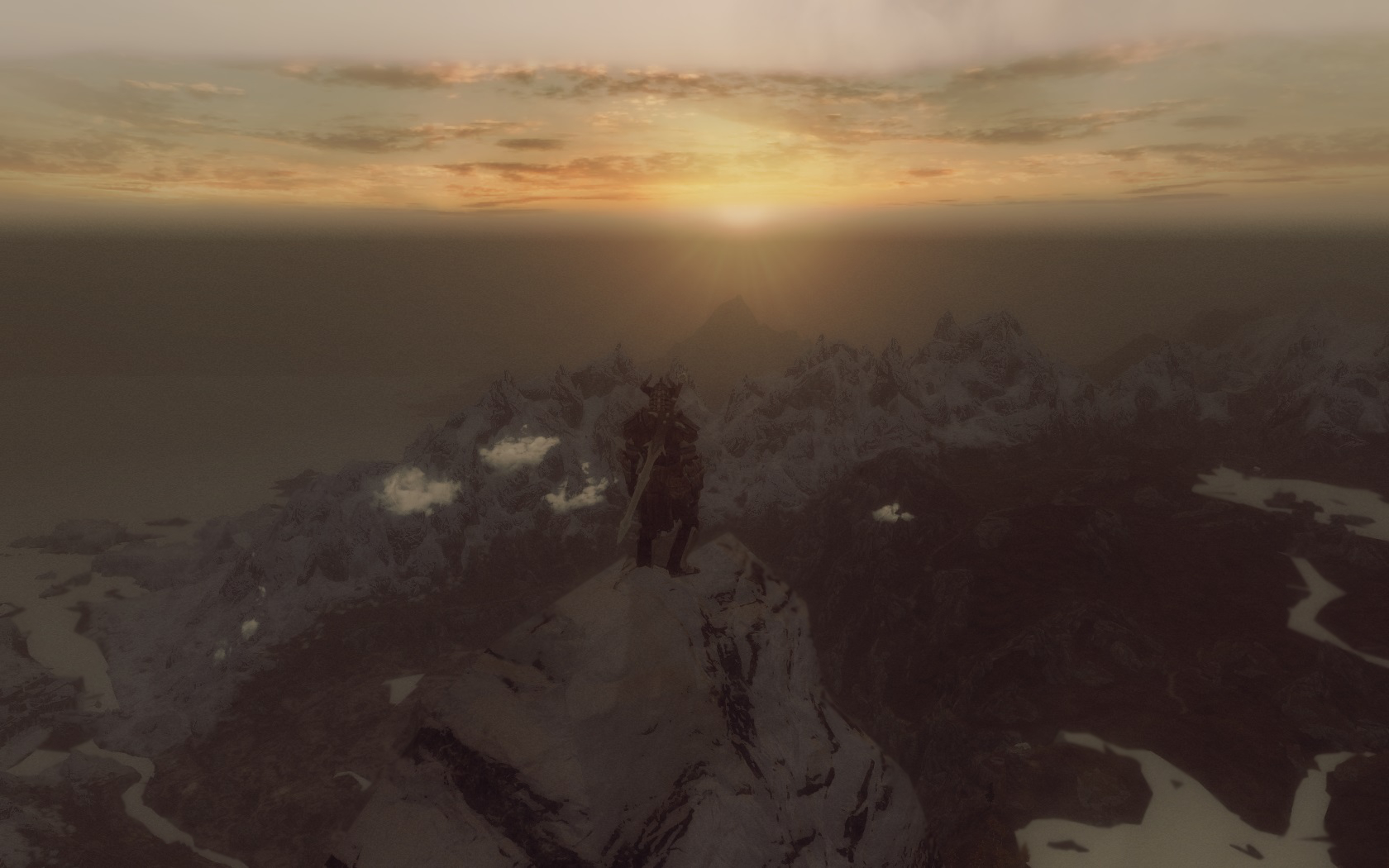 On top of Tamriel
