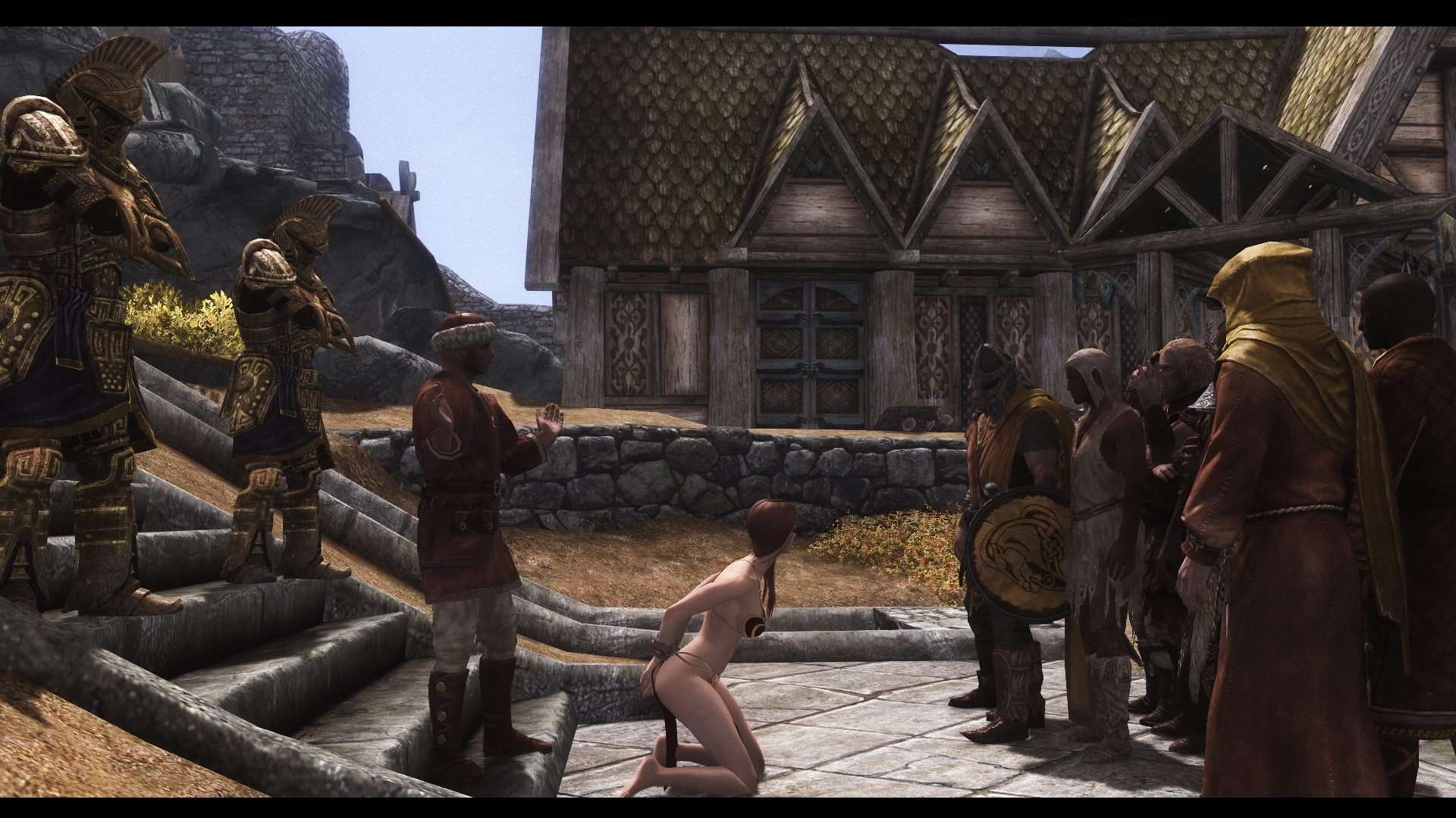 A Slave For Sale At Skyrim Nexus Mods And Community