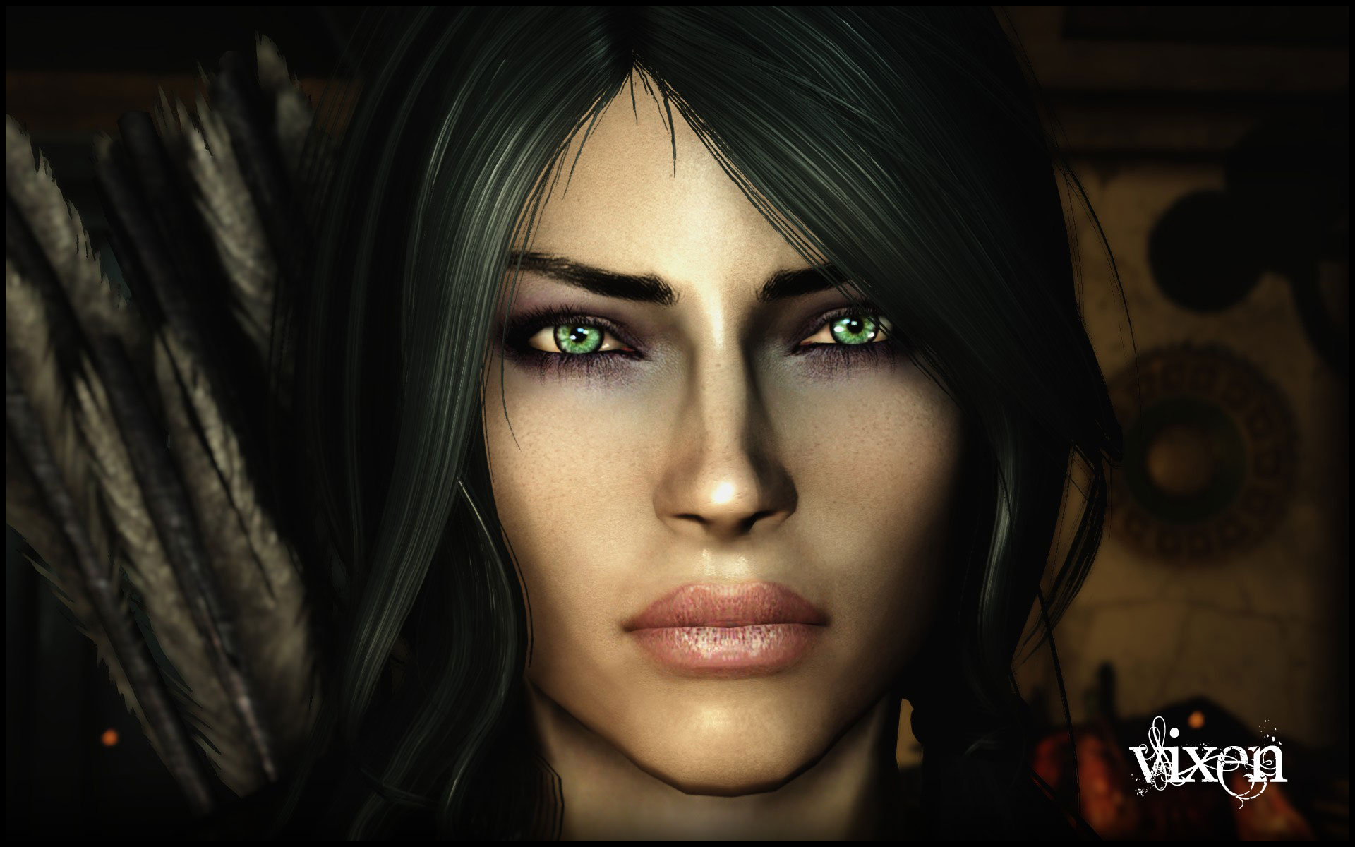 Skyrim female character mods sex pic