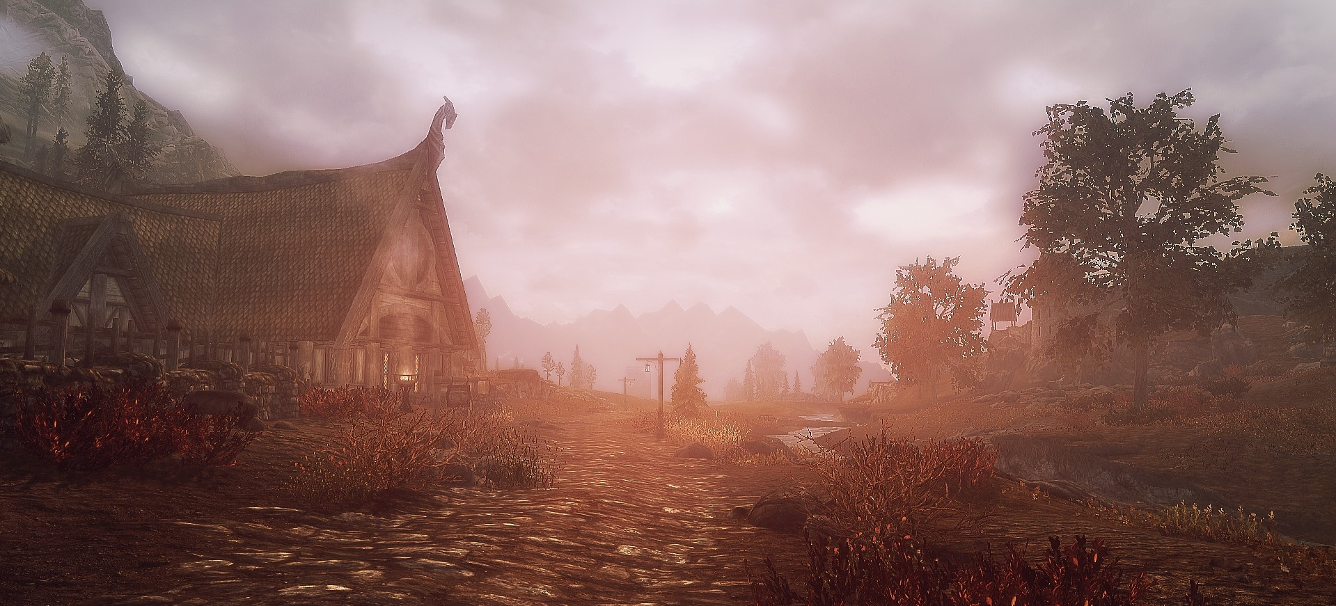 The Road to Skyrim