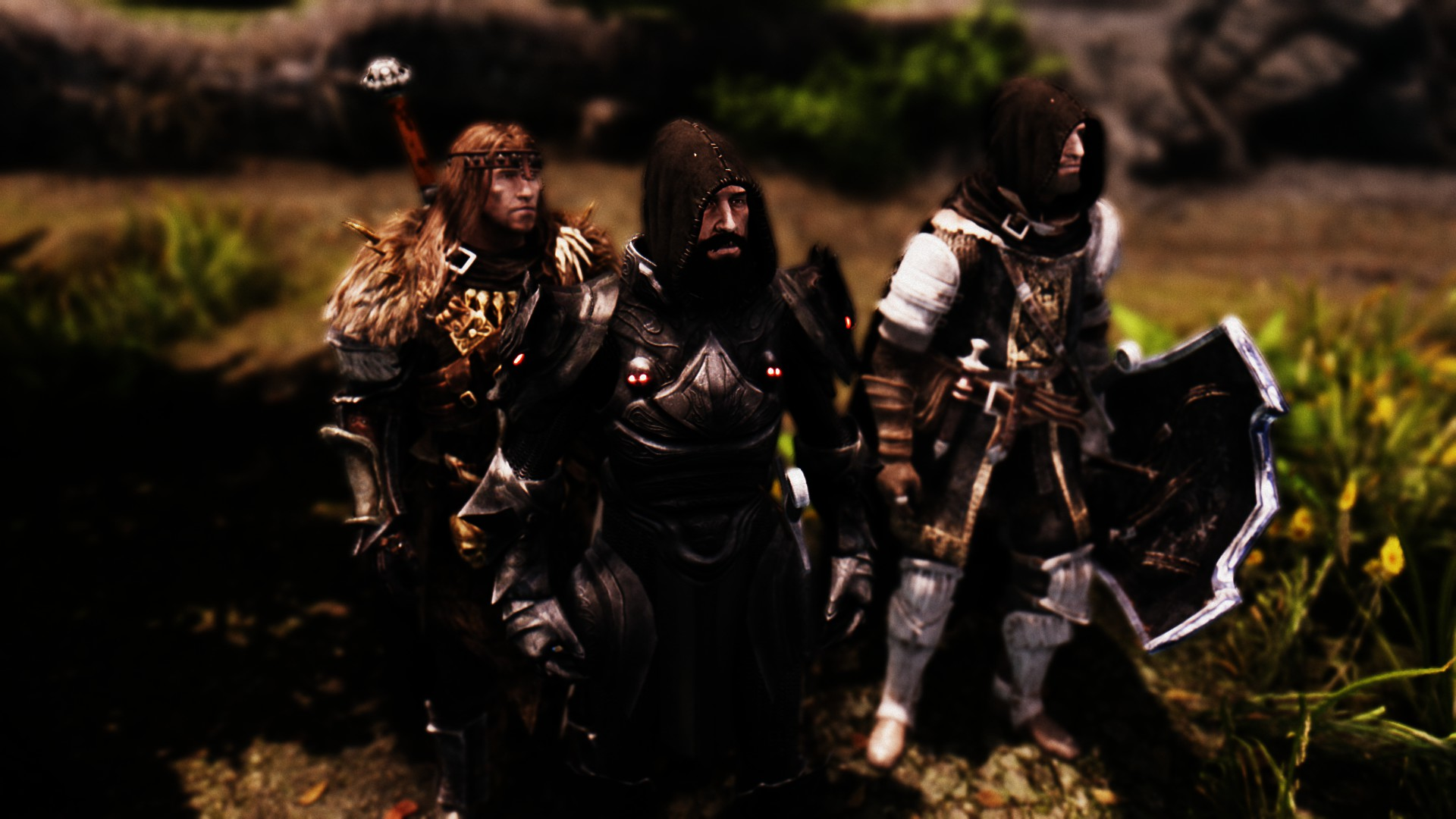 Band of Warriors