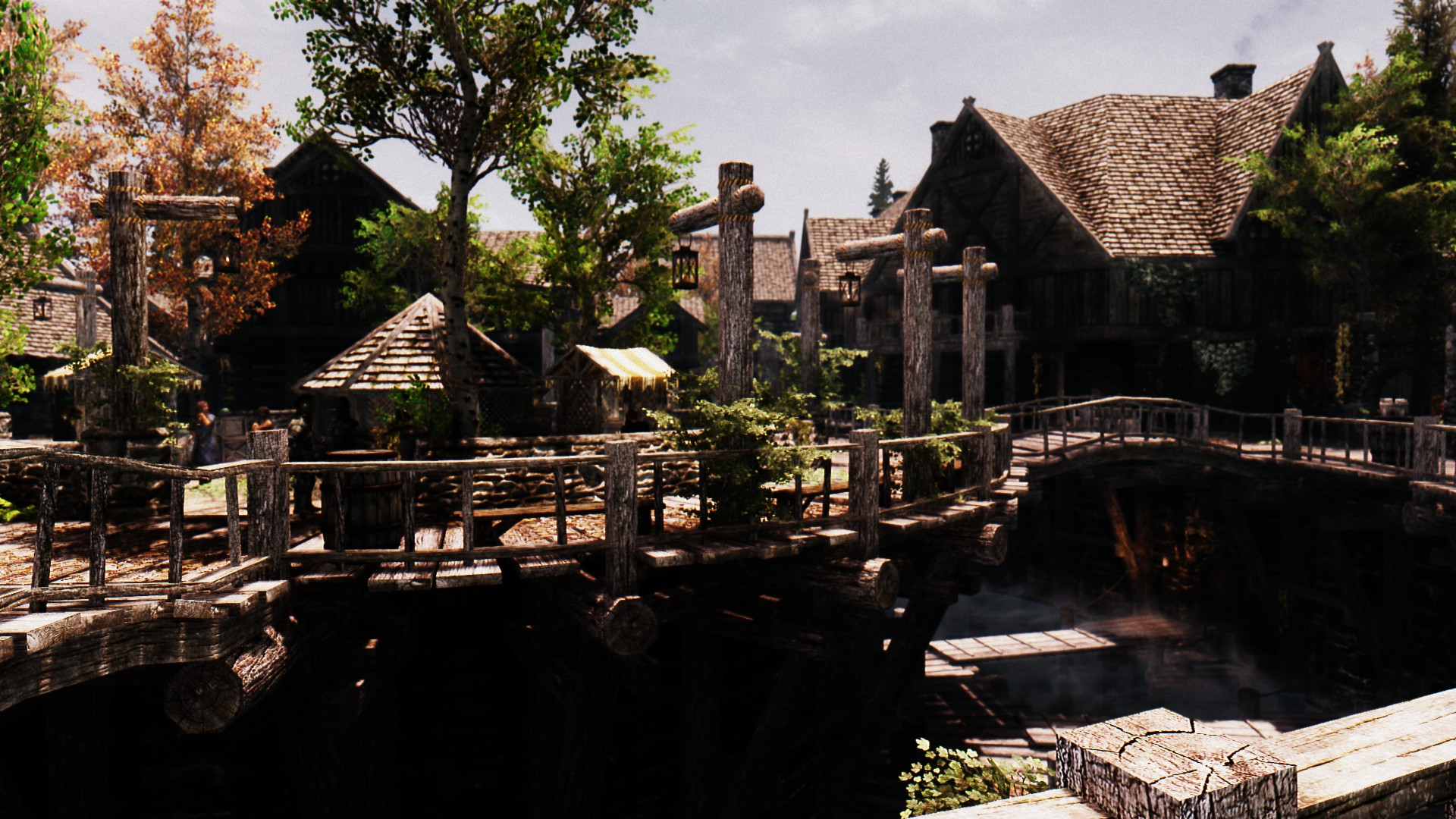 Riften In The Sun