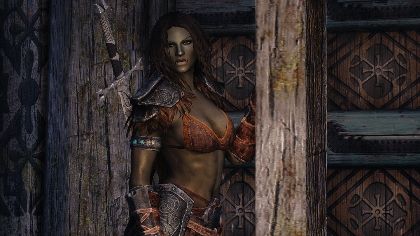 Sexy female orc porn streaming