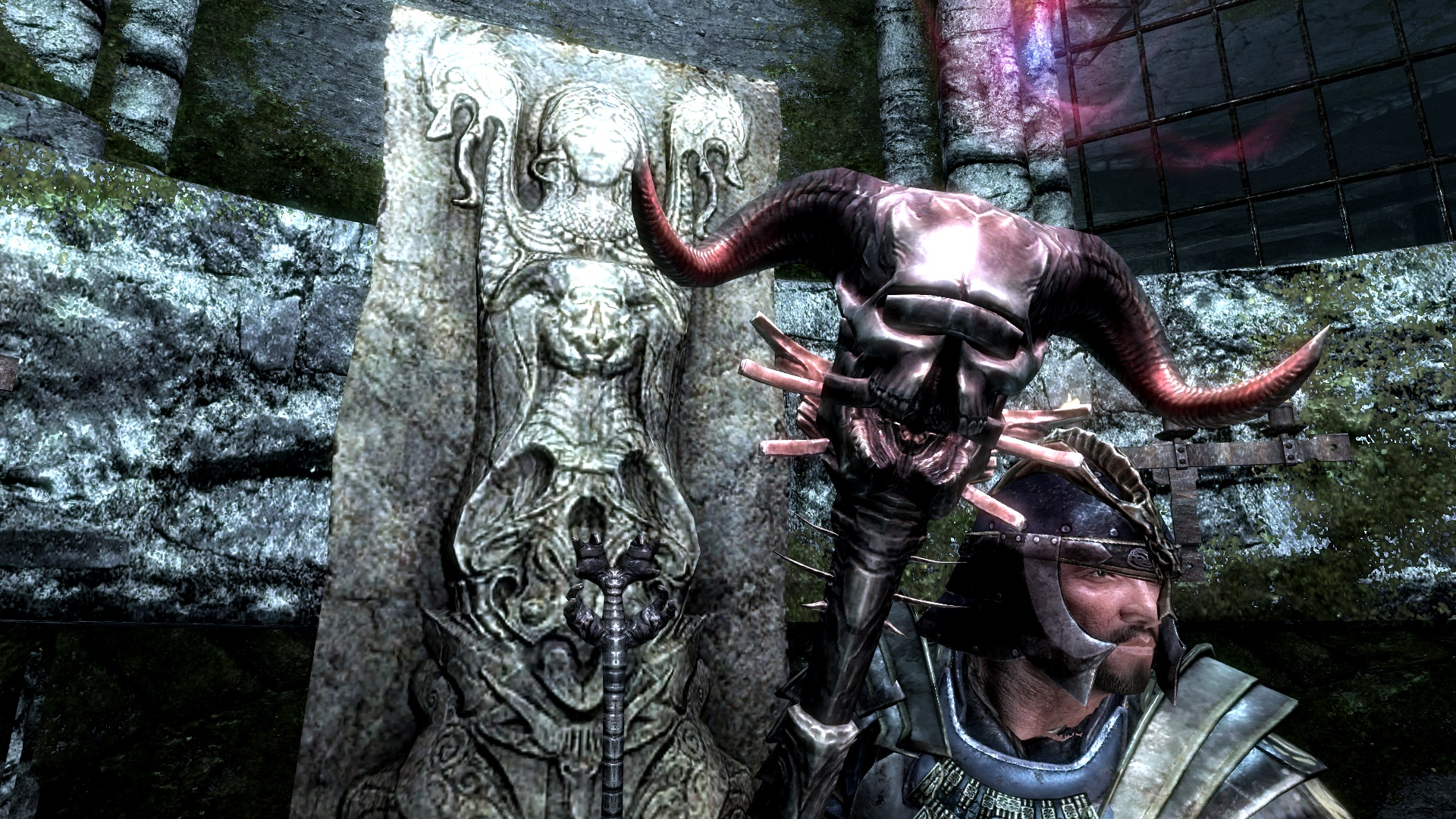 The Skull of Corruption at Skyrim Nexus - mods and community