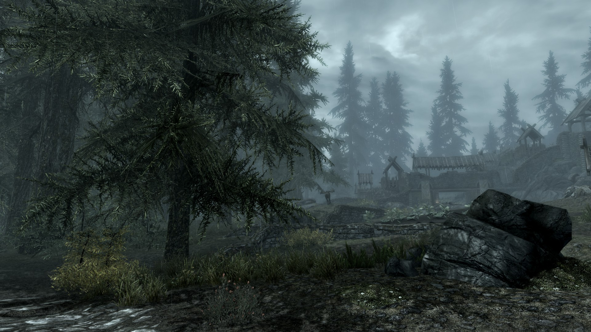 Thr Great Whiterun Hold Forest II