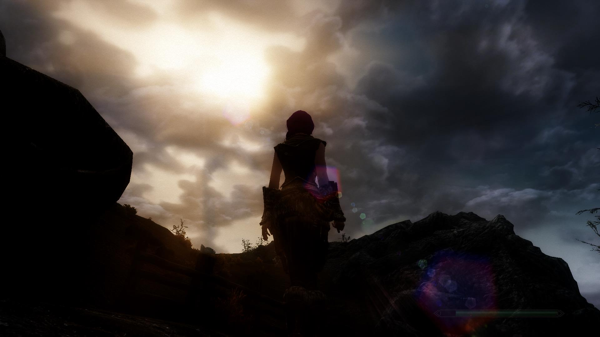 DMT ENB at Skyrim Nexus - mods and community