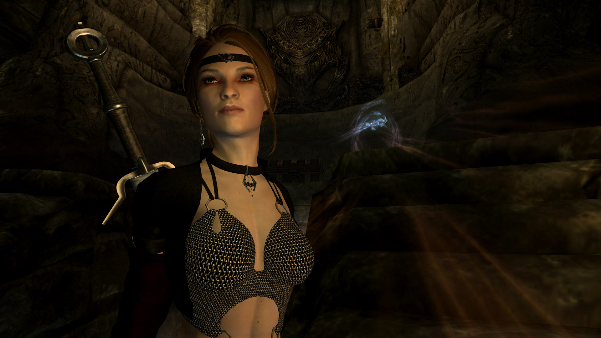 Perils of escaped skyrim slavegirl 11 - 1 2