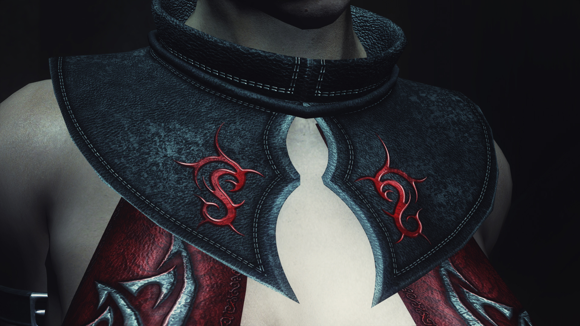 Forever Darkness Ashes of Eris LIGHT ARMOR TEXTURES DETAIL 1