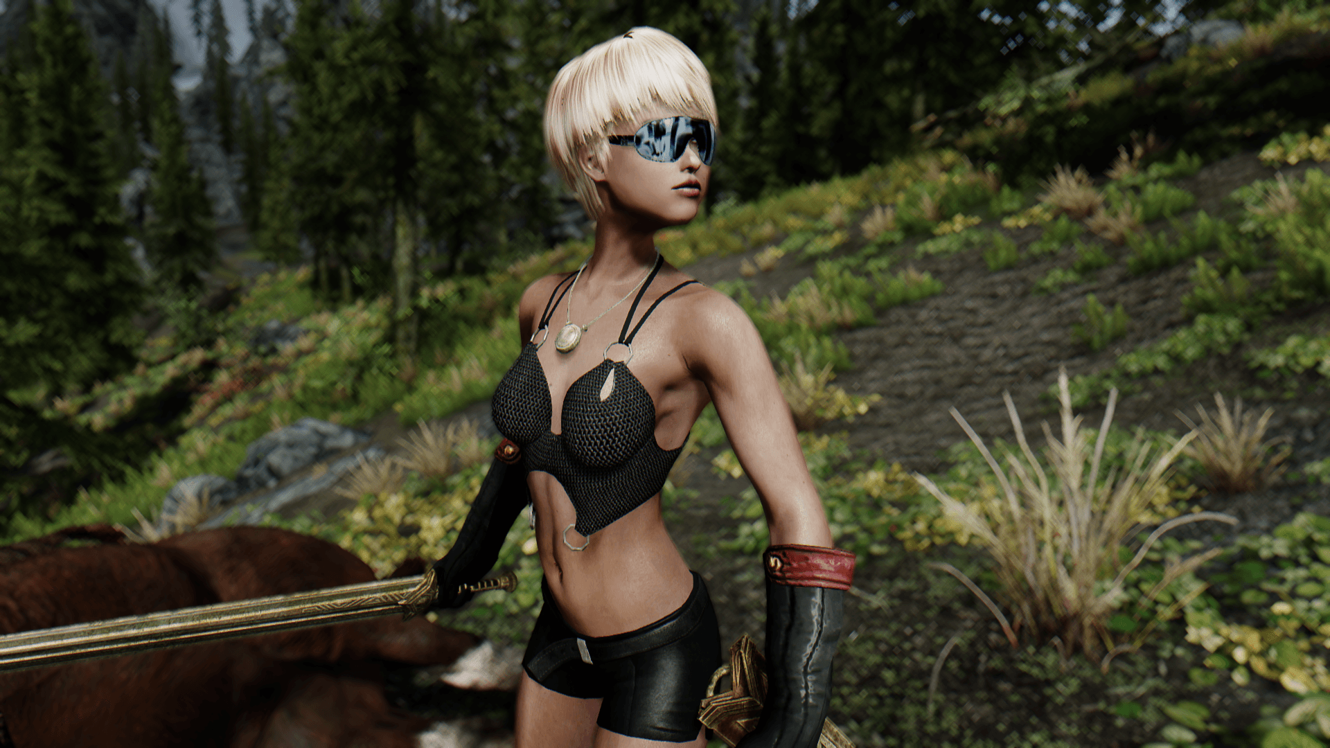 Miley Cyrus of Skyrim 2