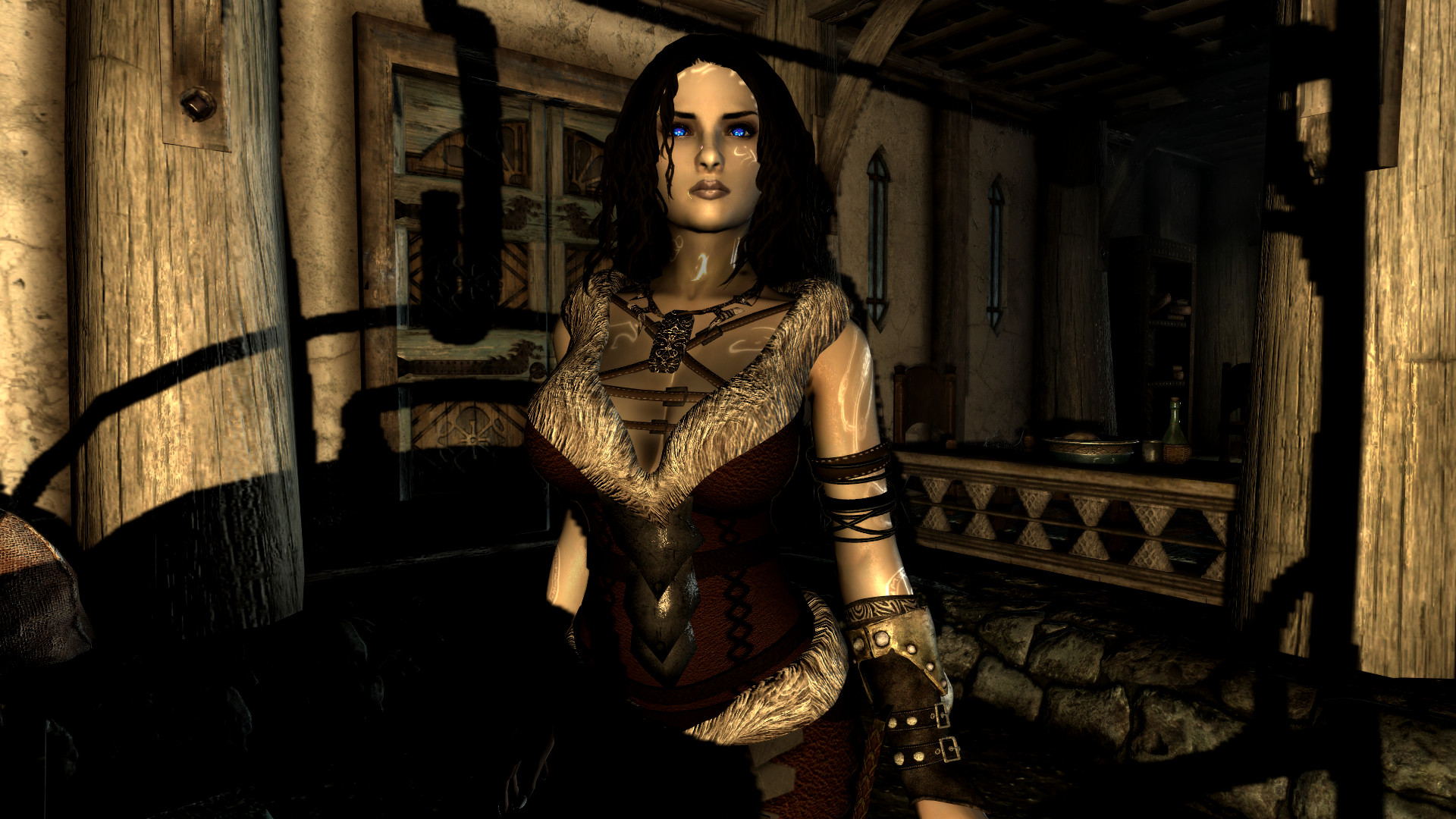 skyrim how to create a modded npc