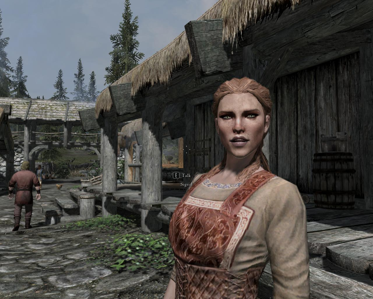 Skyrim Sigrid Related Keywords - Skyrim Sigrid Long Tail ...
