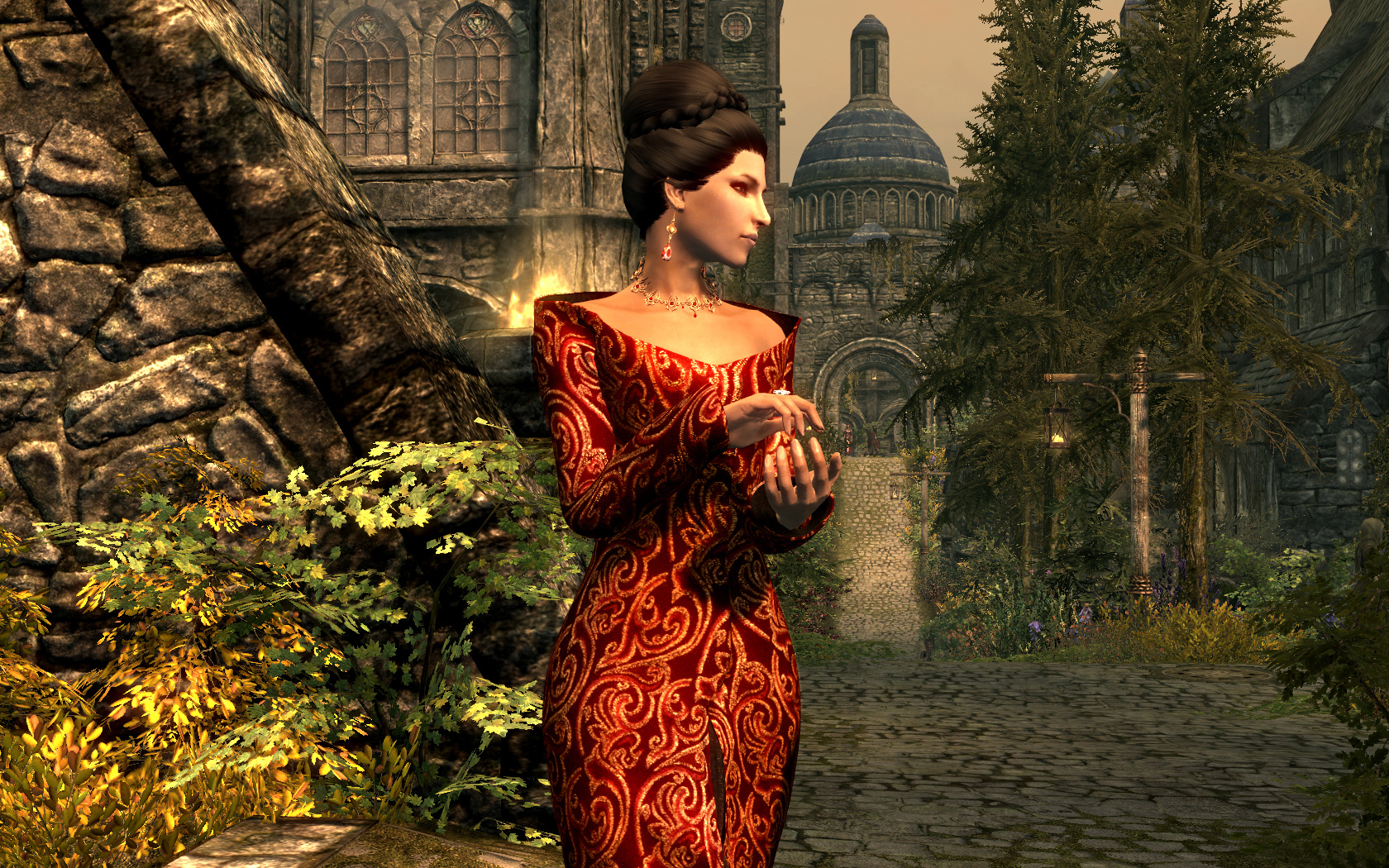 Noble Dress Showcase