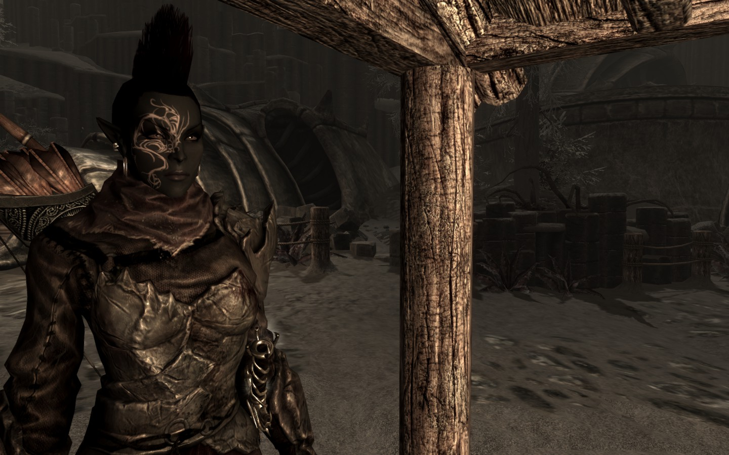 skyrim how to get to raven rock