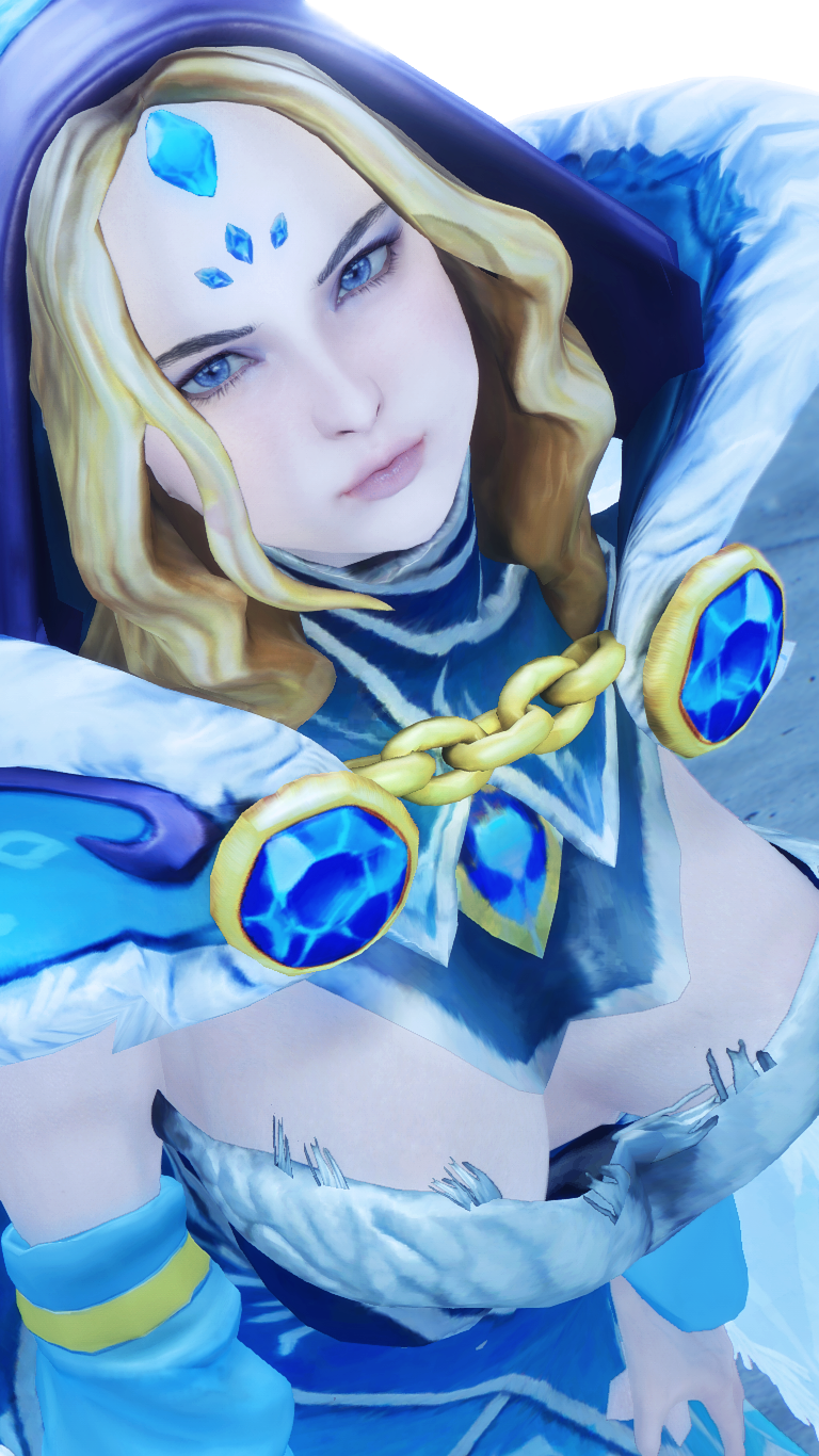 crystal maiden at skyrim nexus mods and community