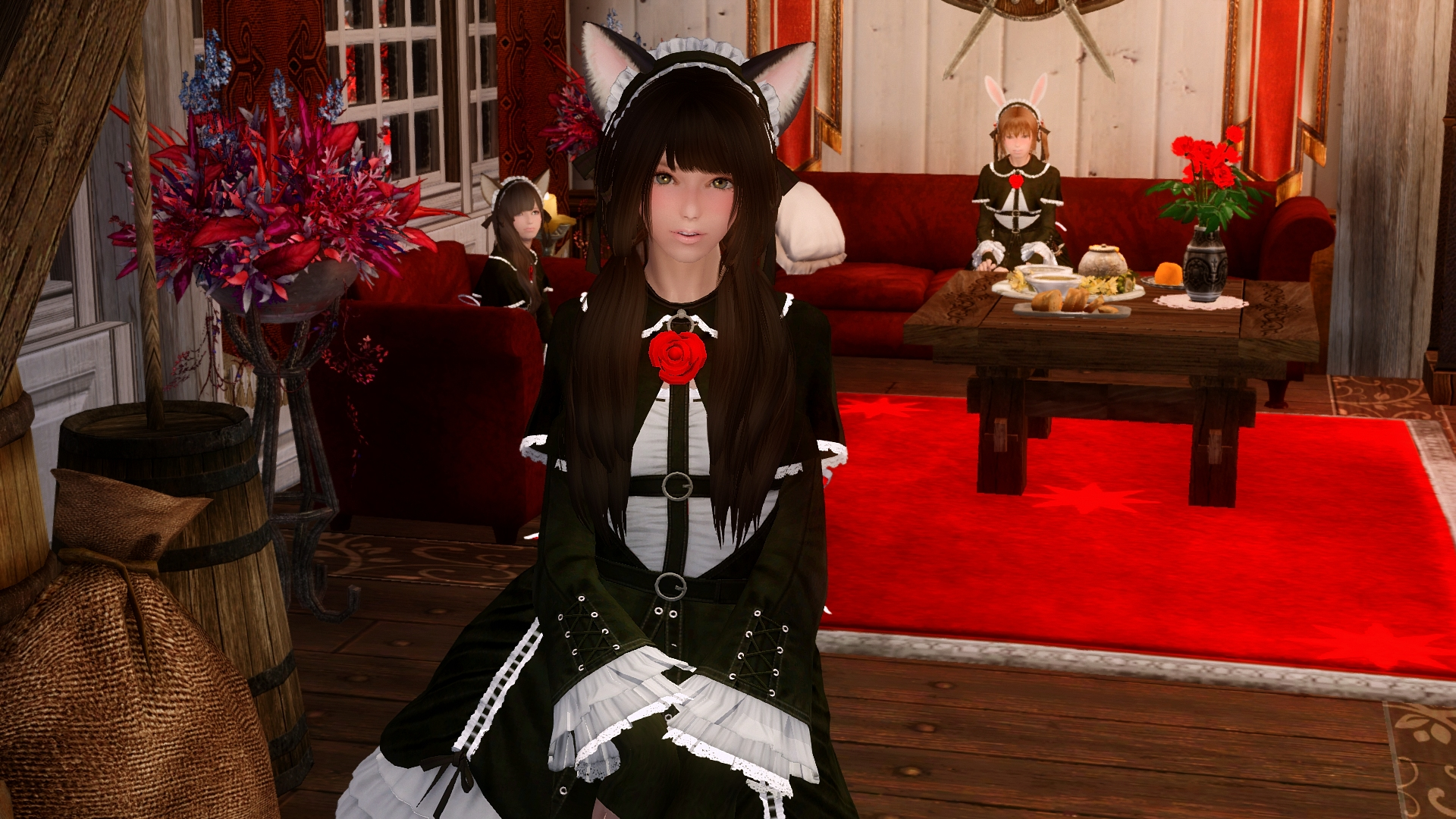 neko-mimi maid at skyrim nexus - mods and community