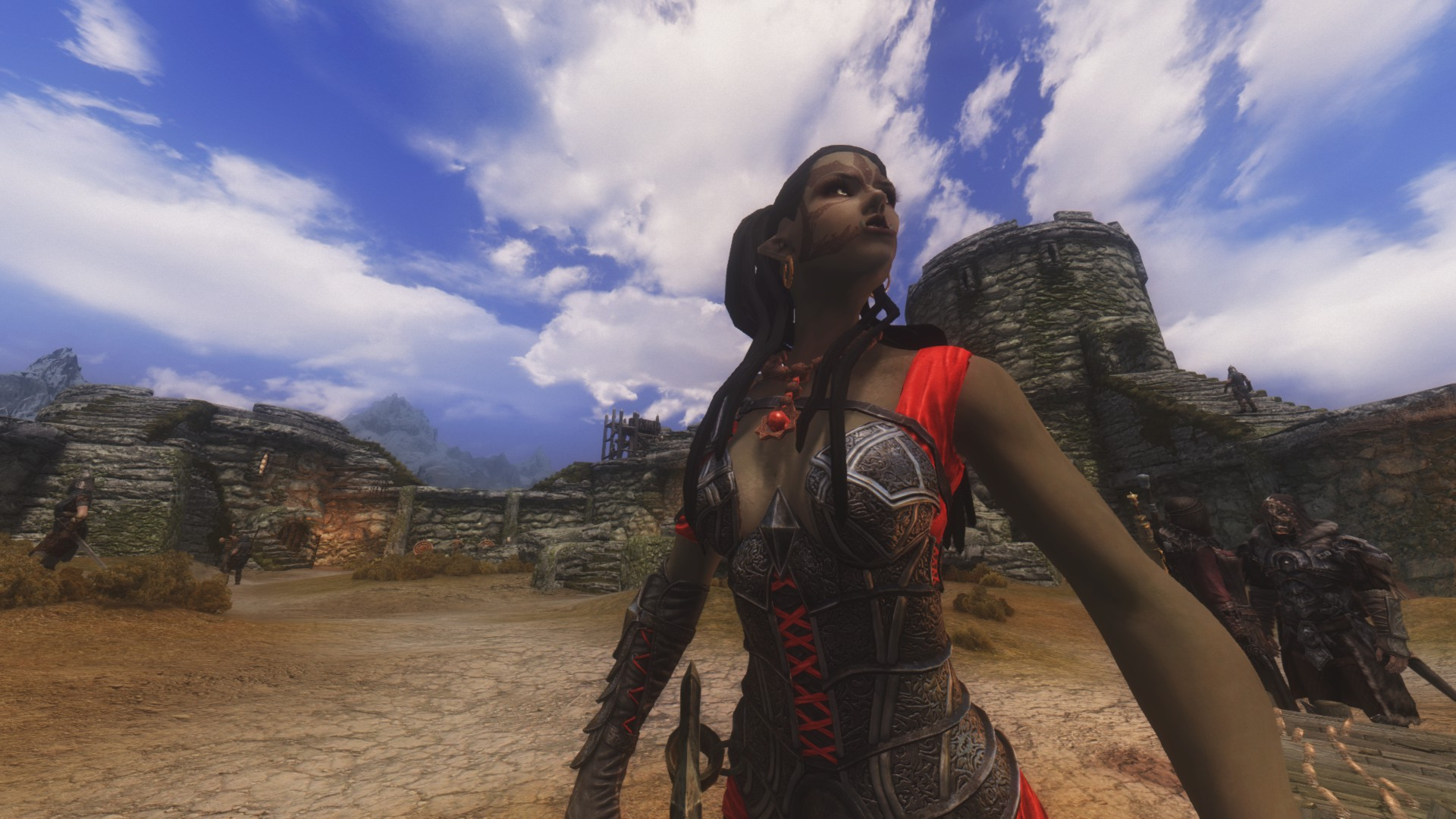 Game romance mod erotic gallery