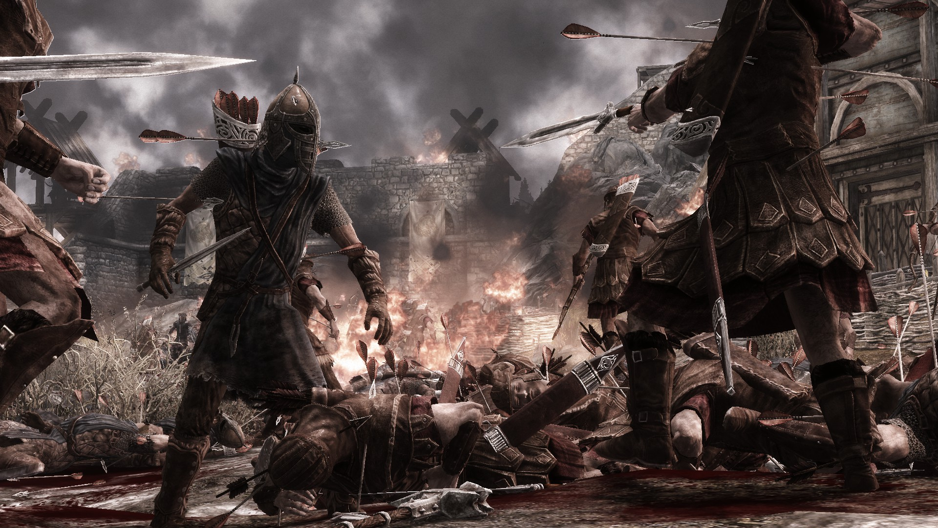 All You Need Is Kill At Skyrim Nexus Mods And Community
