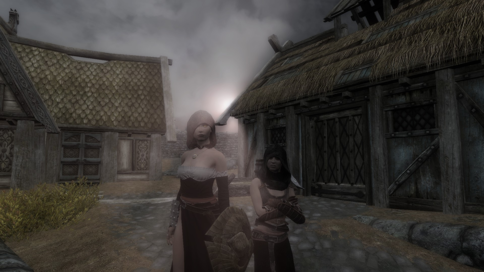 Nice Lighting Effect in Whiterun at Skyrim Nexus - mods and community