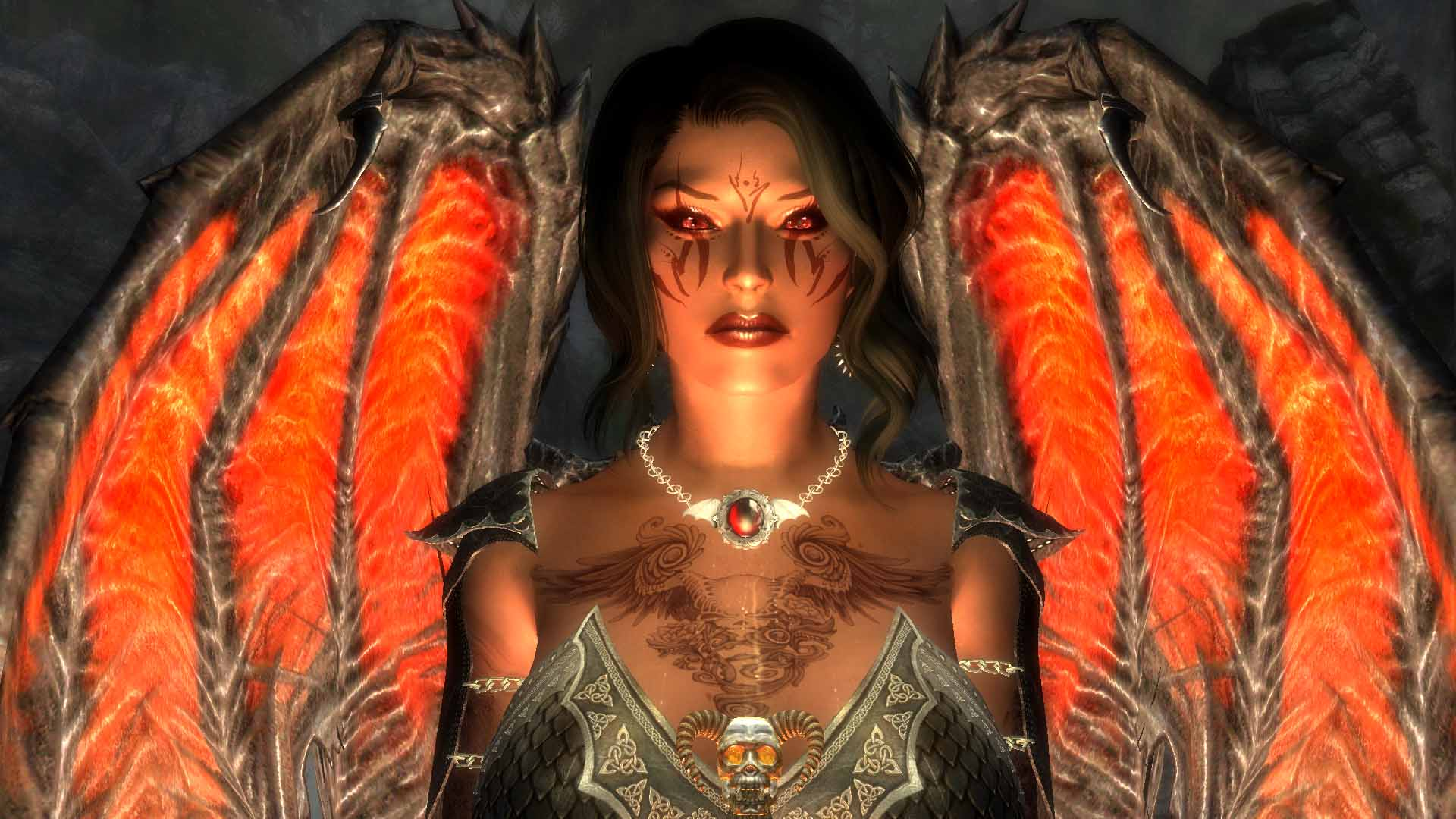 Queen Of The Damned At Skyrim Nexus Mods And Community
