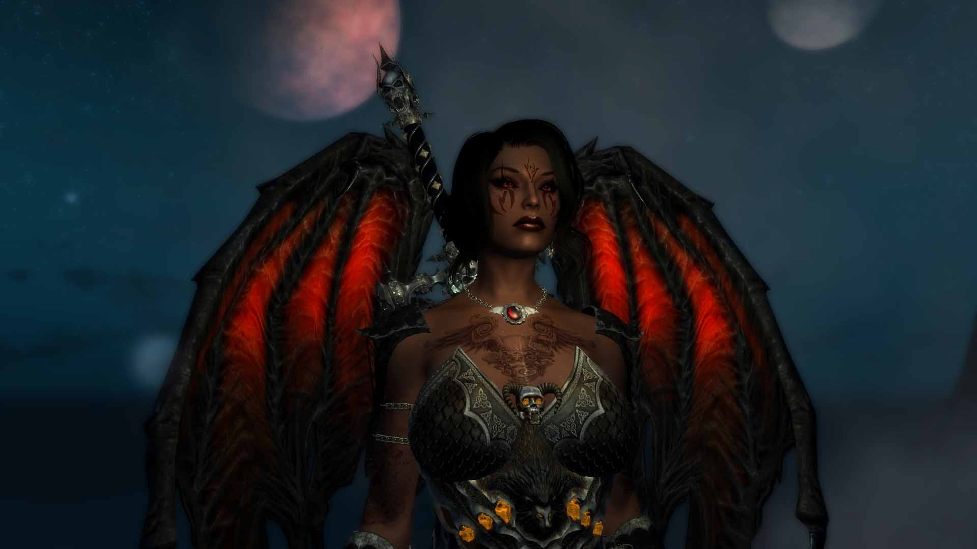 Queen Of The Damned 2 At Skyrim Nexus Mods And Community