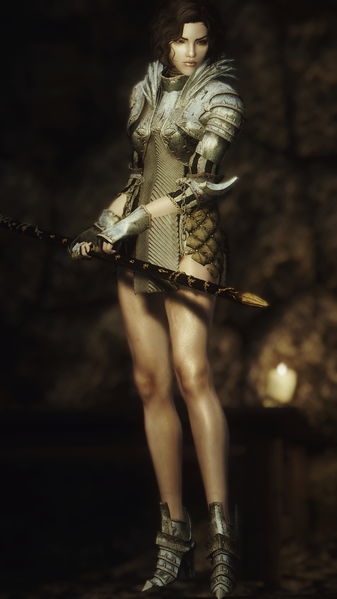 BDO Armor test at Skyrim Nexus - mods and community