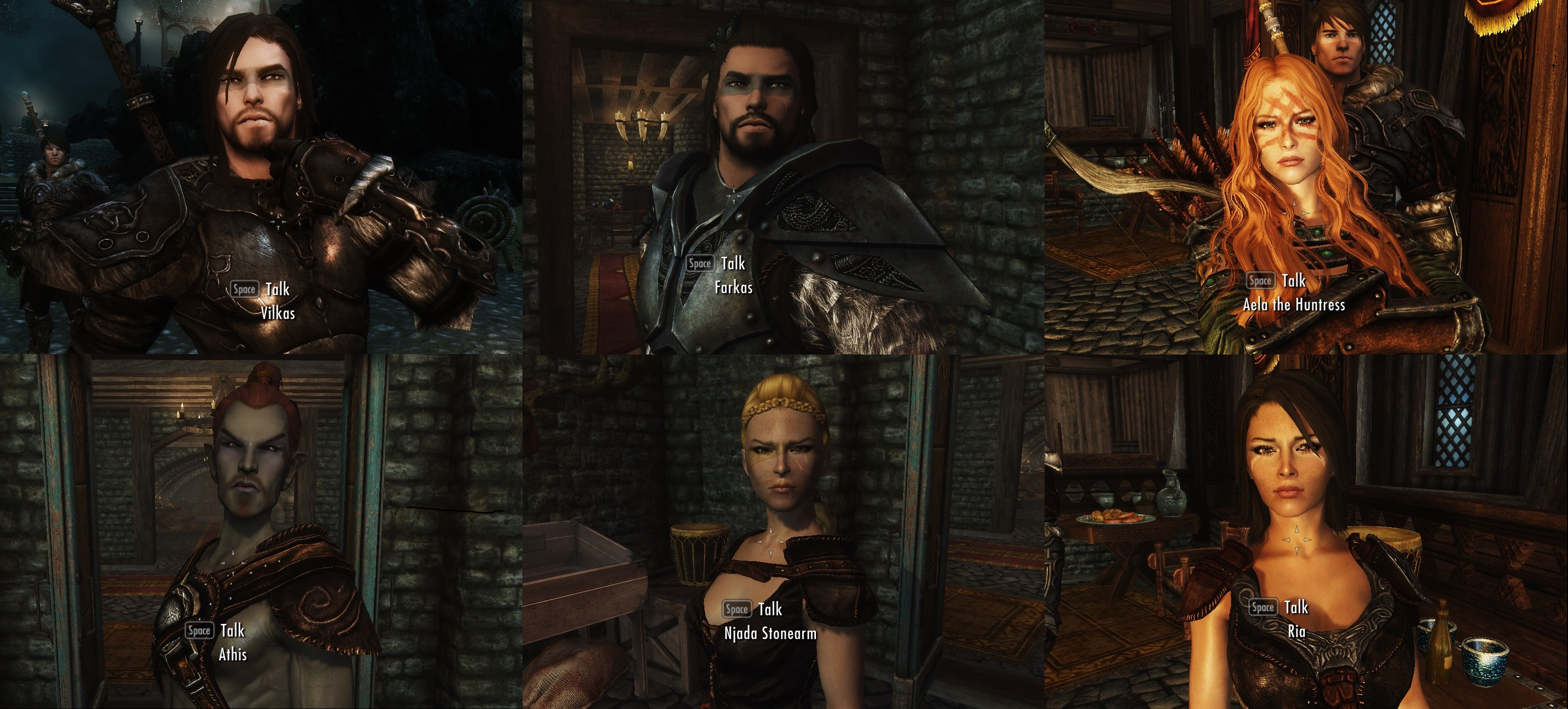 My own take on the companions at Skyrim Nexus - mods and