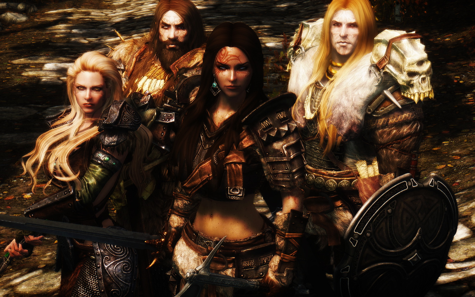 In the Path of the Warband