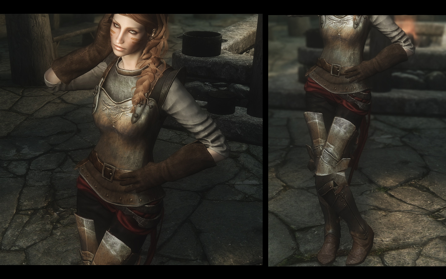 Message for plate armor downloaders - UPDATE